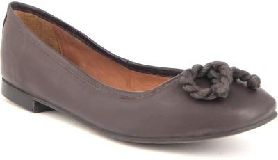 Araanha Kiale Brown Leather Bellies