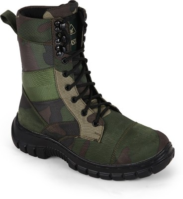 Benera All Camouflage Boots
