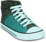 Get Glamr BOBBY Sneakers (Green)