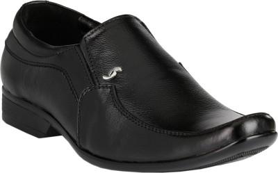 LeatherKraft Men,S Formal Slip On Shoes
