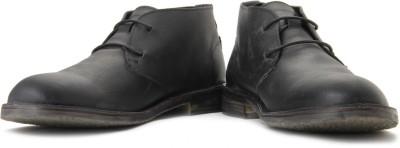 Levi's Men Boots(Black)