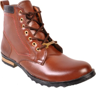 Tiger Wood Allen Walker Boots
