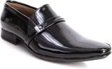 Marcbeau Benin Slip On Shoes (Black)
