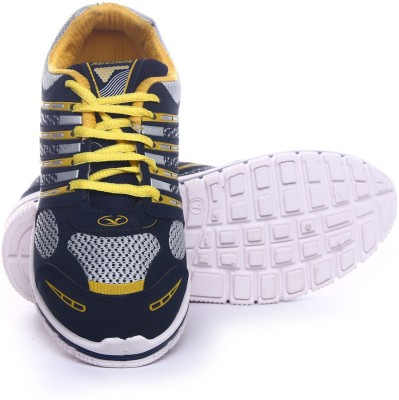 Aerostone ARS-TAP-8-NAVY-YELLOW Running Shoes