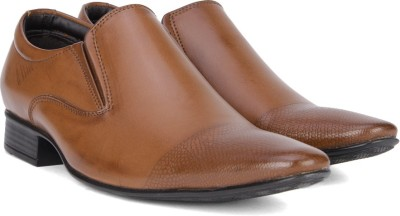 Bata TED Slip On Shoes(Brown)