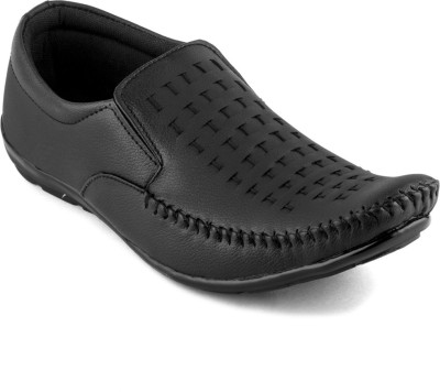 Theme United TU_603_BLACK Loafers