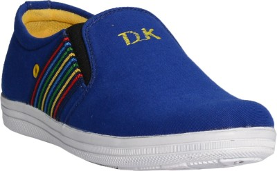 DK Shoes Boys Blue(Pack of 1)