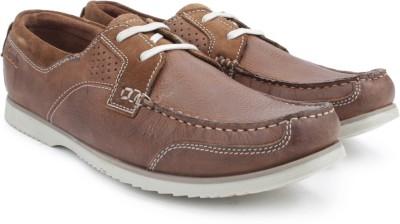 Clarks Kendrick Sail Tan Nubuck Sneakers