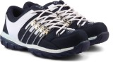 Golden Sparrow Running Shoes (Blue, Whit...