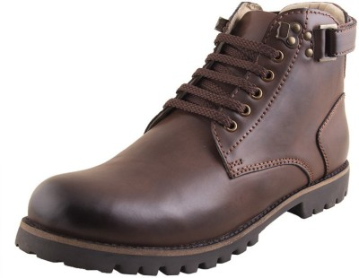 Ziera Robust Brown Boots