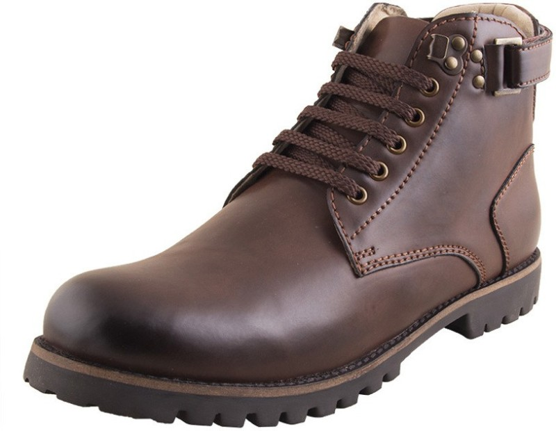 Ziera Robust Brown BootsBrown SHOEEVDZWNBVHTAJ