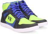 Vulcan Knight Mid Ankle Sneakers (Black)