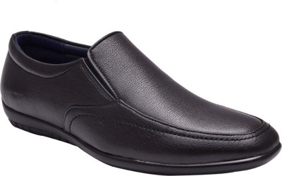 Fentacia Slip On Shoes(Black)