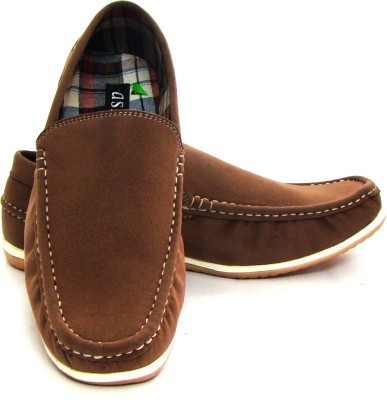 ASM Brown Loafers