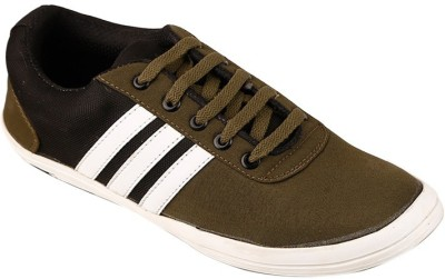 Twin Canvas Shoes