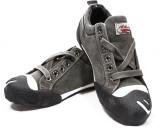 Krish Casual Shoes (Grey)