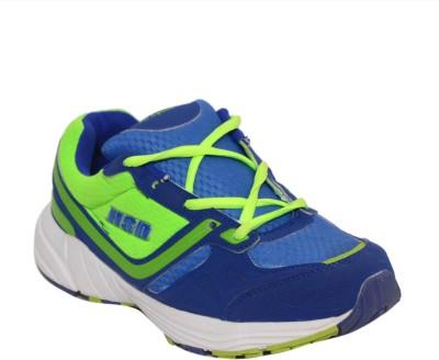 Hi Speed Hi Speed 0003 RoyalBlue Green Running Shoes