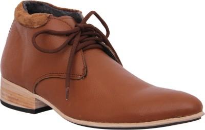 Walkaway Ten Color Lather Boots