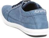 Clerk Canvas Shoes (Blue)