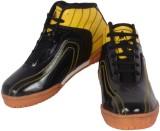 Davico Basketball Shoes (Black, Yellow)