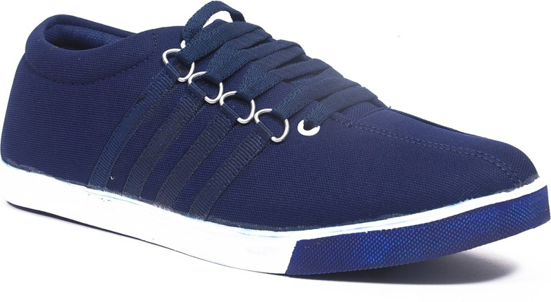 Adjoin Steps Casuals(Navy)