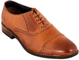 The G Street Lace Up (Tan)