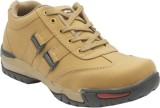 Big Wing Casual Shoes (Beige)