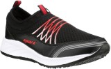 Sparx Running Shoes (Black, Red)