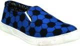 Reveller Canvas Shoes (Blue)