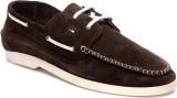 Pelle Originale Boat Shoes (Brown)
