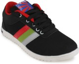 11e Lgs2 Casual Shoes (Black, Red)