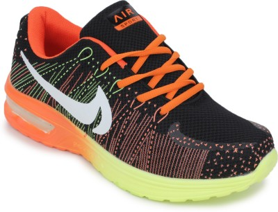 Air ARL15001BLACKORANGE Running Shoes