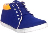 Limerence Boys Lace Sneakers (Blue)