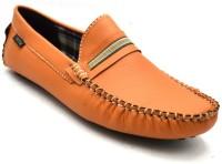 Zoot24 D56-8-Beige Loafers(Tan)