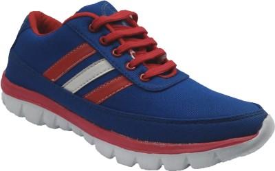 Ztoez Blue Running Shoes