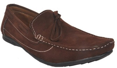 Raja Fashion Synthetic Brown Boat Shoes