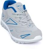 Asian Shoes B24 Walking Shoes (Grey, Blu...