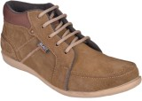 Cool River Casual Shoes (Brown)
