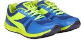 Kayvee Grey Running Shoes (Blue)
