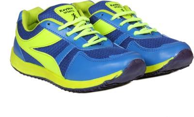 Kayvee Grey Running Shoes