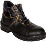 Tuskar Gold Safety Boots (Black, Yellow)