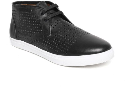 Mast & Harbour Sneakers(Black) at flipkart