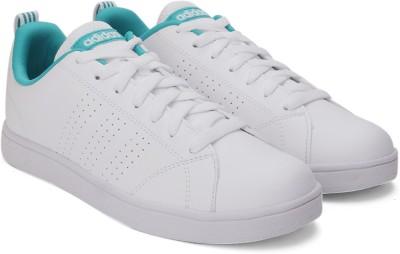Adidas Neo ADVANTAGE CLEAN VS W Sneakers(Green, White)