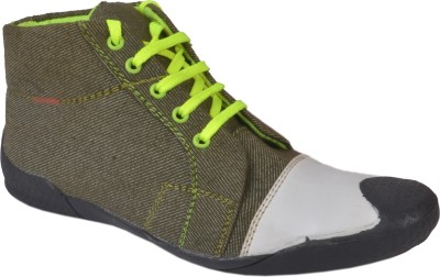Genetics Canvas Shoes(Green)