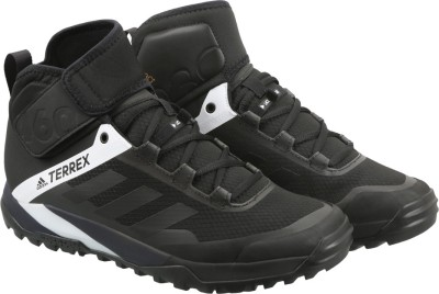 Adidas TERREX TRAIL CROSS PROTECT Outdoor Shoes(Black)