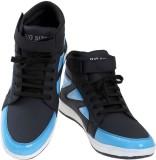 Stylish Fashion Trendy Sneakers (Blue, B...
