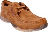 Marcbeau Casual Shoes (Beige, Beige)