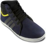 Donner Canvas Shoes (Blue)