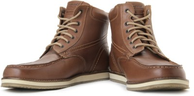 Levi's Men Boots(Brown)