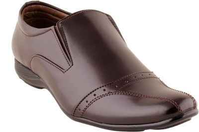 Darcey Sed-Ch-5007-Brown Slip On Shoes